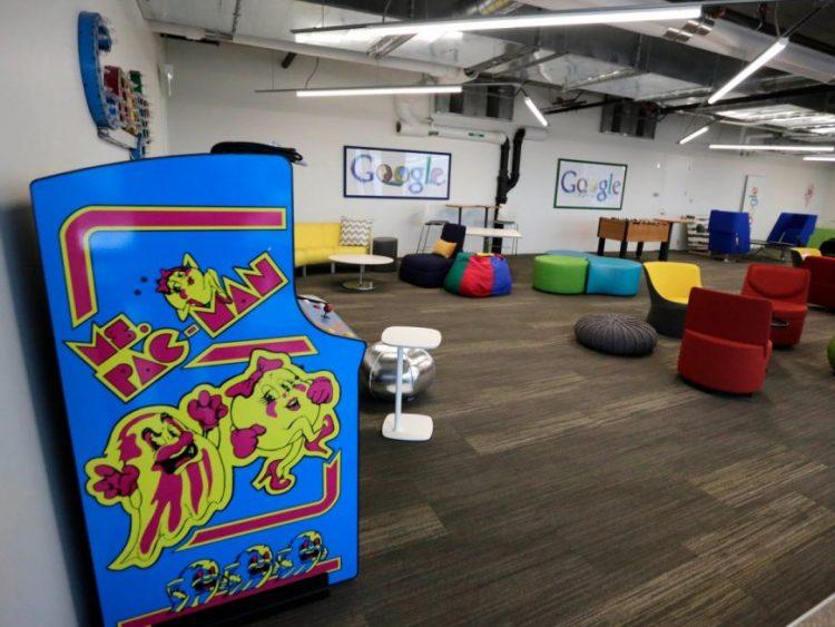 Почему офисы Google считаются лучшими в мире? Взгляните на фото!