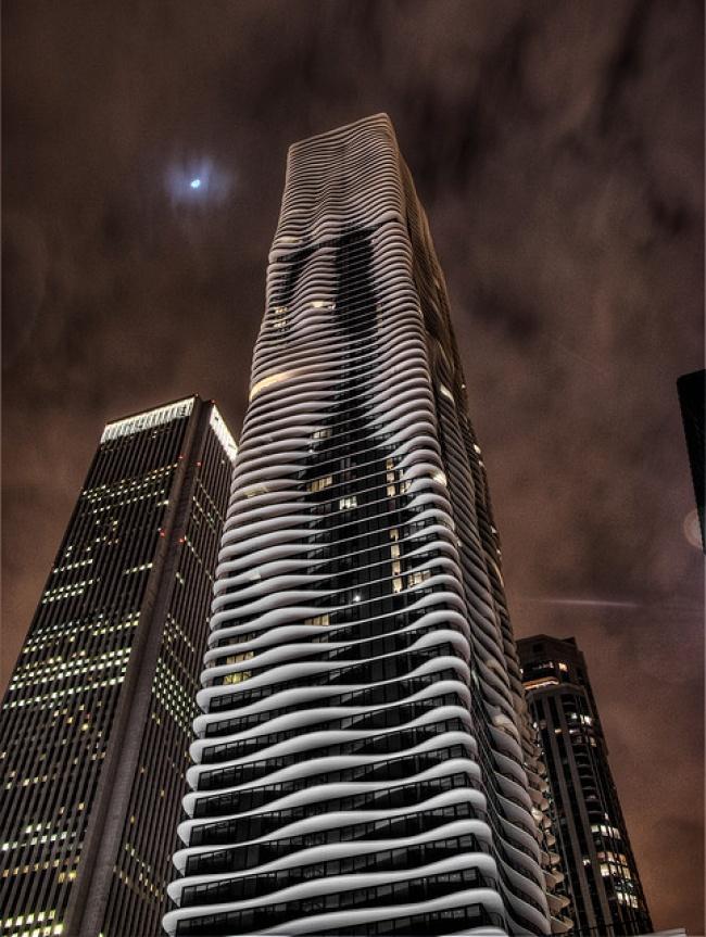 Здания, способные удивлять: Как выглядят шедевры современной архитектуры?