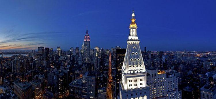 Как выглядит пентхаус за 57 млн долларов: Новый дом Руперта Мердока в Нью-Йорке