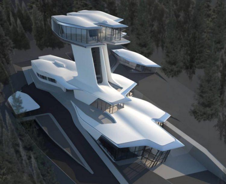 Как выглядит дом Наоми Кэмпбелл на Рублевке?