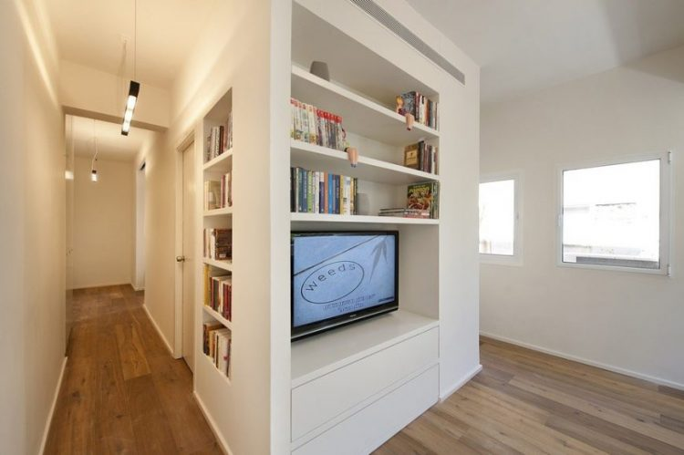 Как дизайнеры решают проблему нехватки пространства? Креативно!