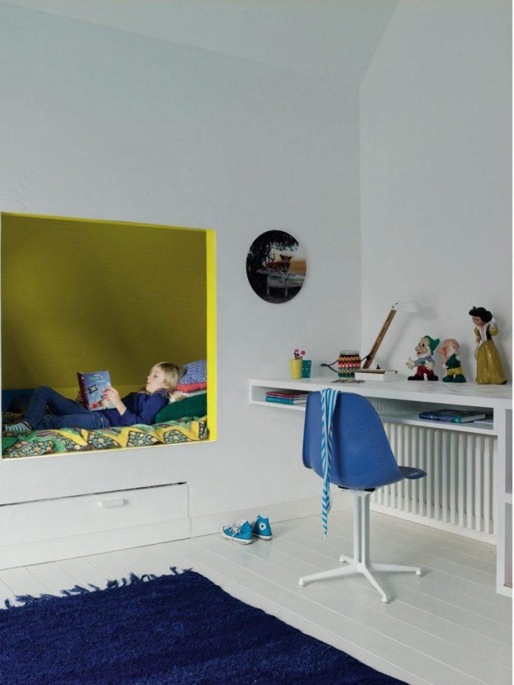 Рабочее место ребенка: Лучшие идеи оформления