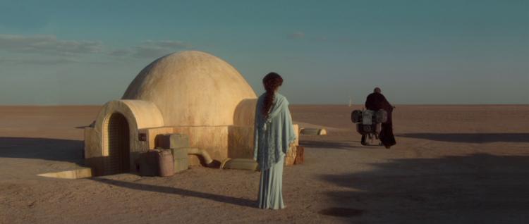 Канье Уэст построит префабы для бедных в духе «Звездных войн»