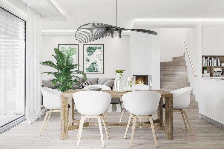 Интерьеры, которые не выйдут из моды: Дизайн белоснежного пространства