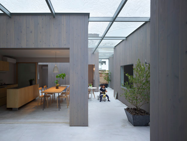 Японский минимализм: Деревянный, просторный и удивительный