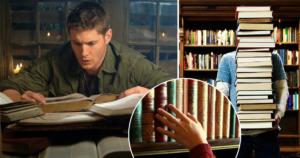 Тест: Вы любите читать книги?