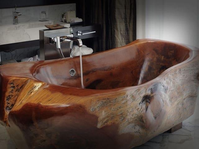 Роскошные ванные, которые ломают стереотипы