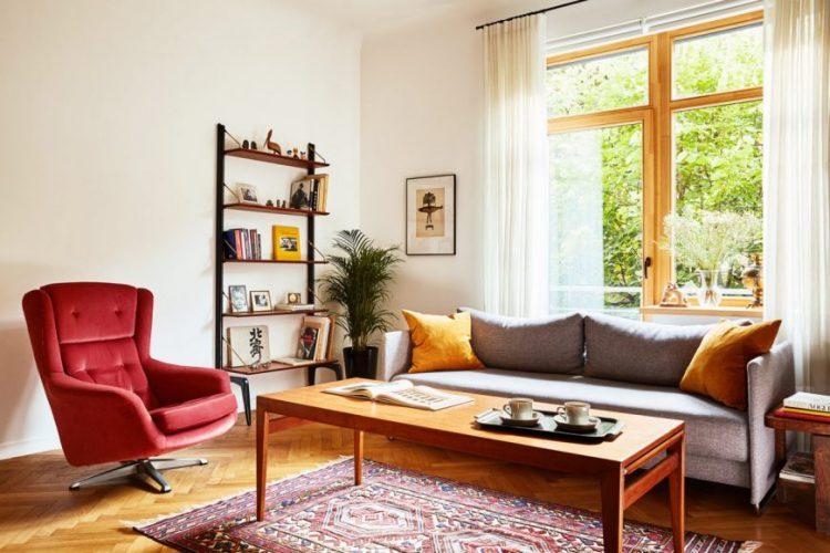 Квартира фотографа Егора Заики в Риге, которую он оформил сам