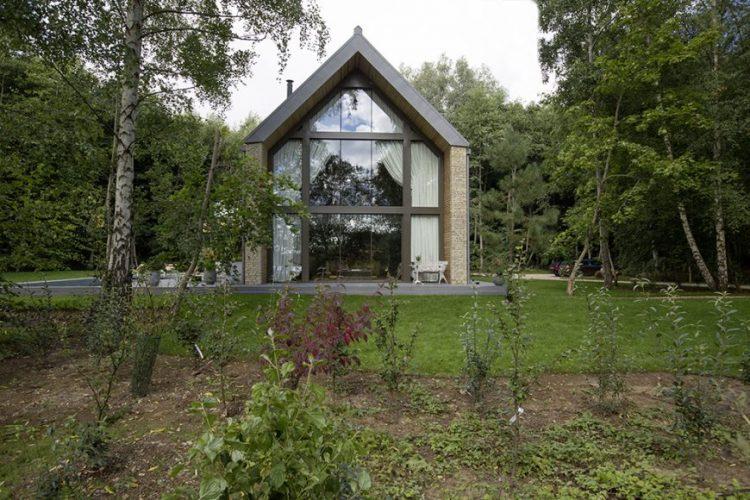 Интерьер загородного дома от супермодели Кейт Мосс