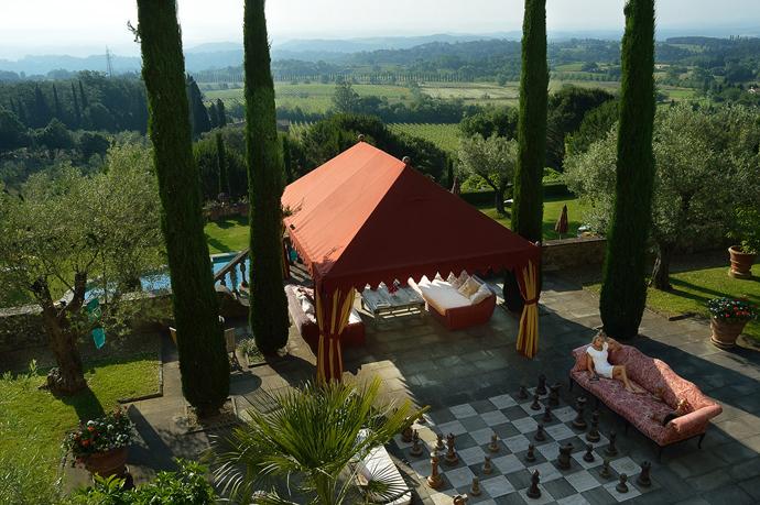 Дома звезд: Вилла Стинга в Тоскане