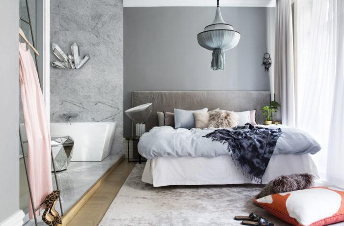 Необычные изголовья: 10 идей для Вашей спальни