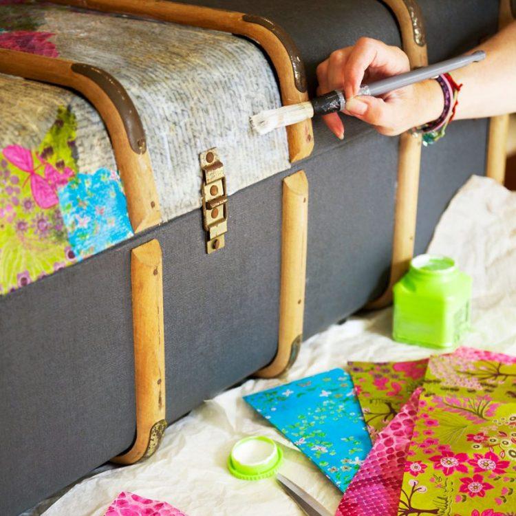 Не спешите выбрасывать! Бюджетные варианты переделки старой мебели