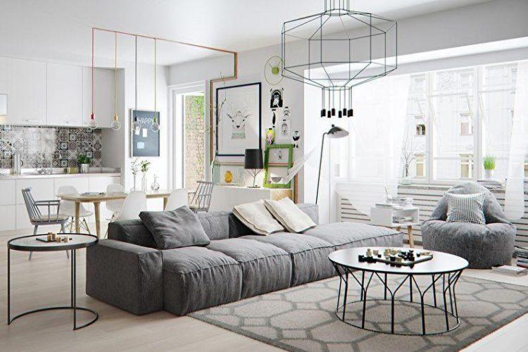 Как правильно расставить мебель, чтобы было уютно?
