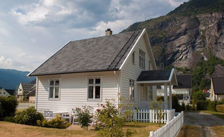 Домики в Норвегии: как живут люди в богатейшей стране мира