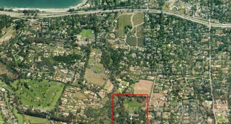 Дом Опры Уинфри в Монтесито: уникальные фото