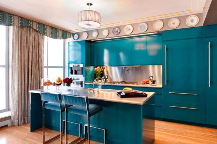 Декор стен кухни: советы дизайнеров