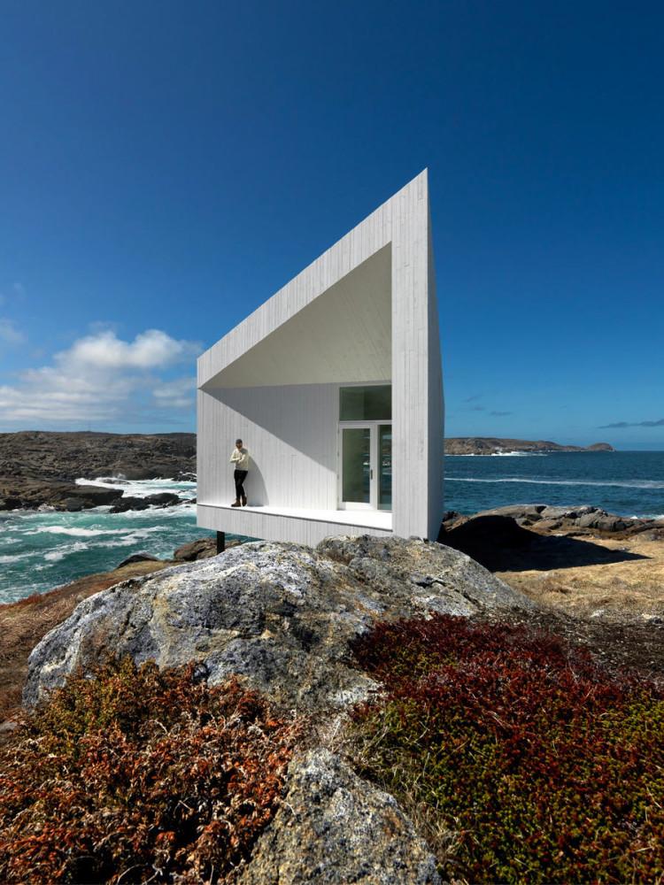 """""""Утонченная"""" архитектура: самые маленькие дома в мире"""