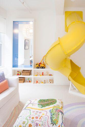 Идеи для игровой комнаты, которые заставляют нас вновь хотеть быть детьми