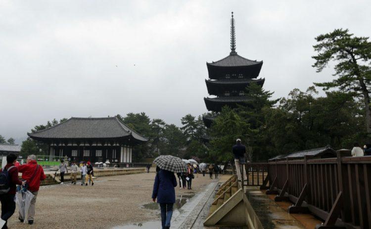Япония: венец развития деревянной архитектуры
