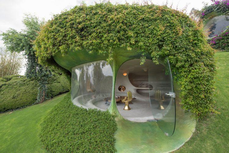 """""""Органические"""" дома, созданные для уединения с природой"""