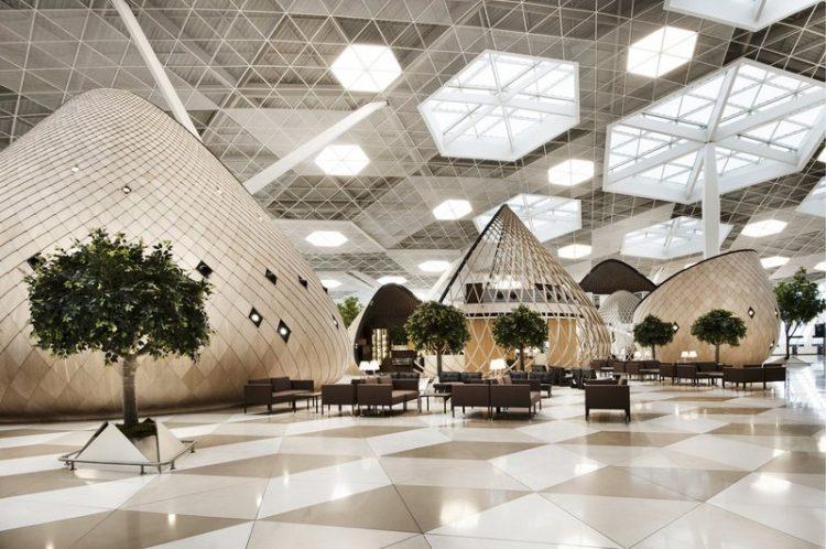 Аэропорты мира с особой атмосферой