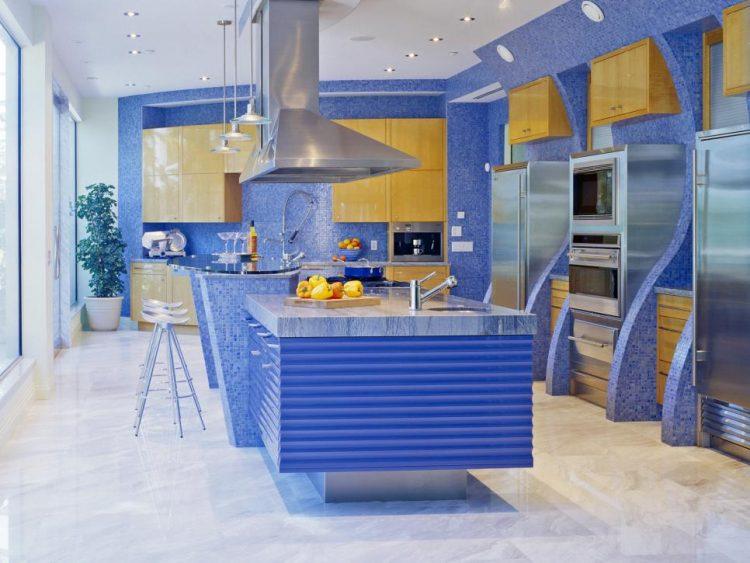 Отличные идеи для любителей яркой кухни