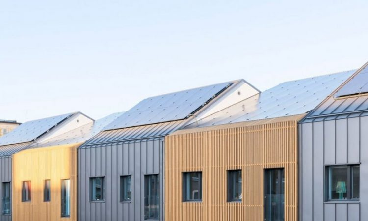 В Швеции представлен проект энергонезависимых домов