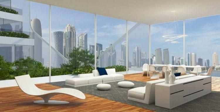 В Дубае появился «вертикальный город» будущего