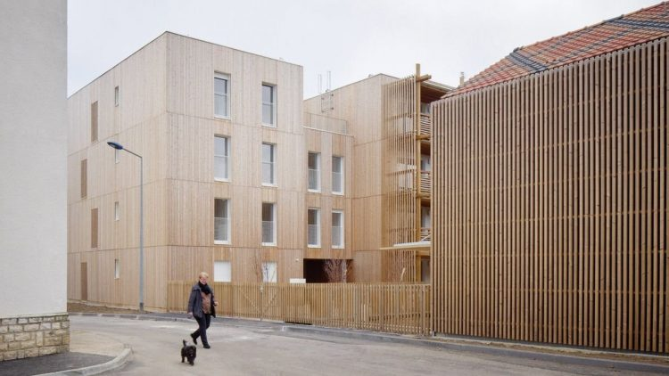 Административные здания во Франции будут строить наполовину из биоматериалов