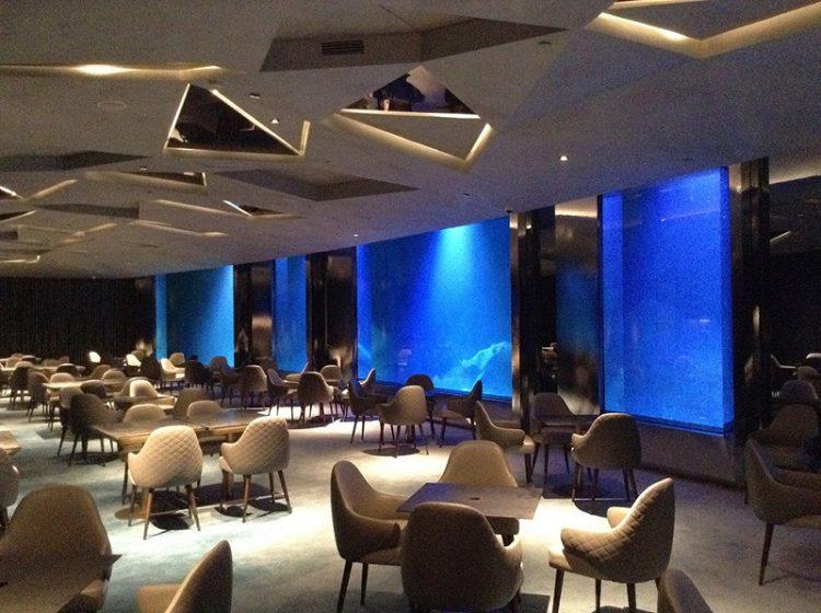 hotel underwater