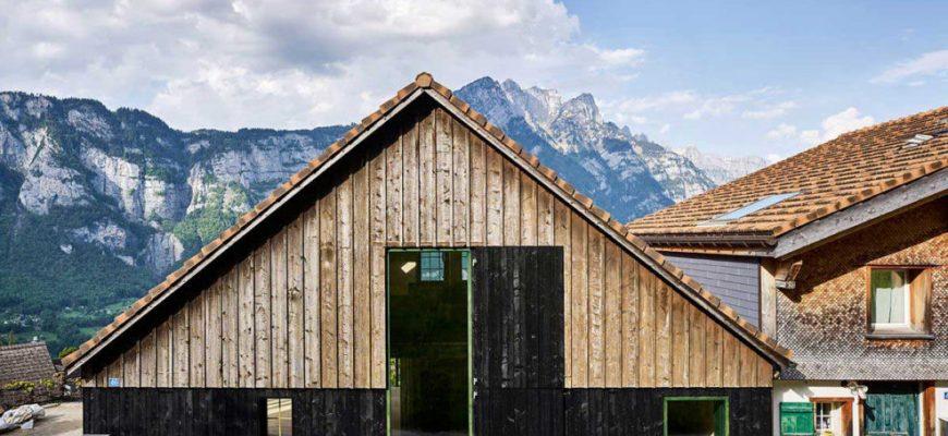 Switzarland houses