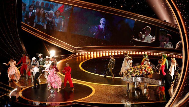 Как выглядит театр, где проходил «Оскар-2020»