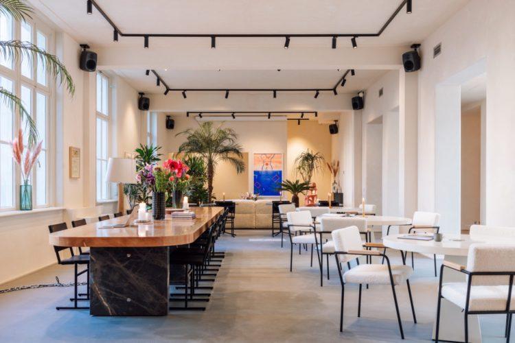 В Амстердаме появился новый дизайн-коворкинг