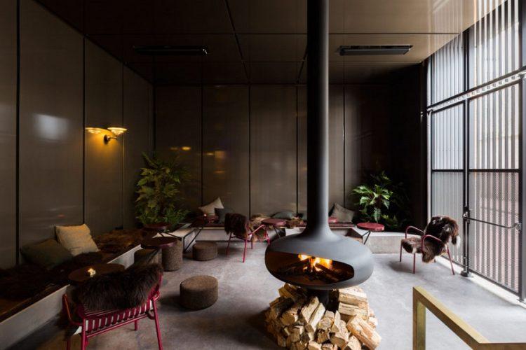 В Бельгии открыли современный отель для молодёжи
