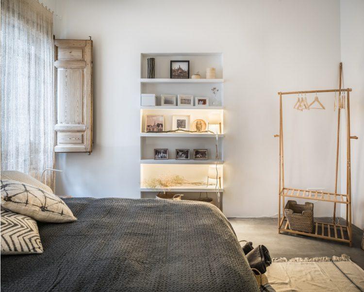 Новая жизнь старой квартиры в Мадриде