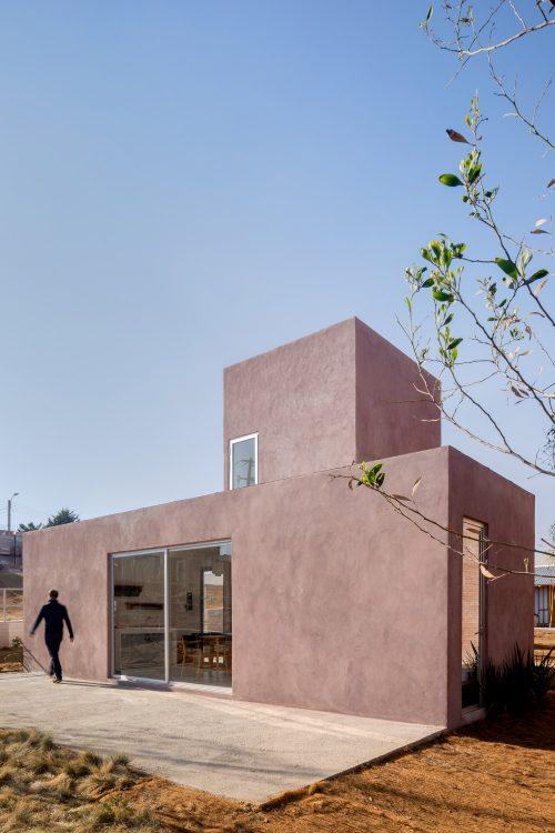 Мексиканская фирма разработала дом в рамках экспериментальной жилищной инициативы