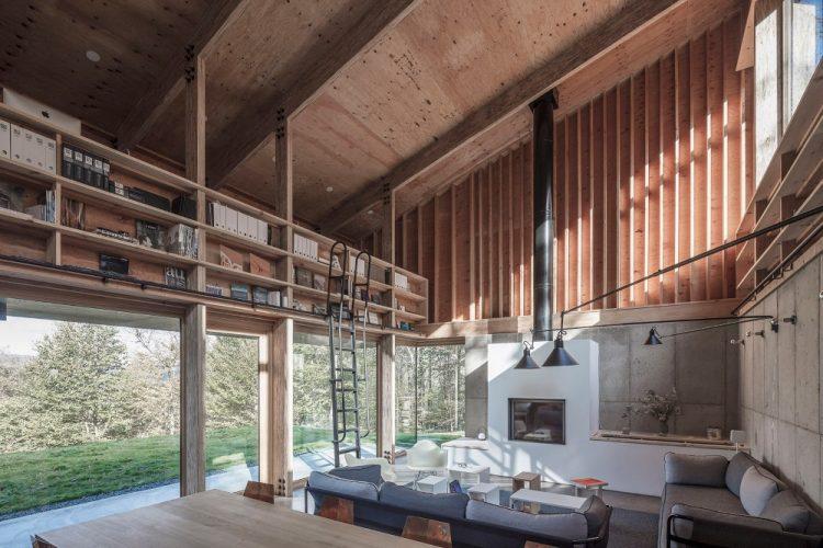 Camp O House - место для жизни и работы архитектора