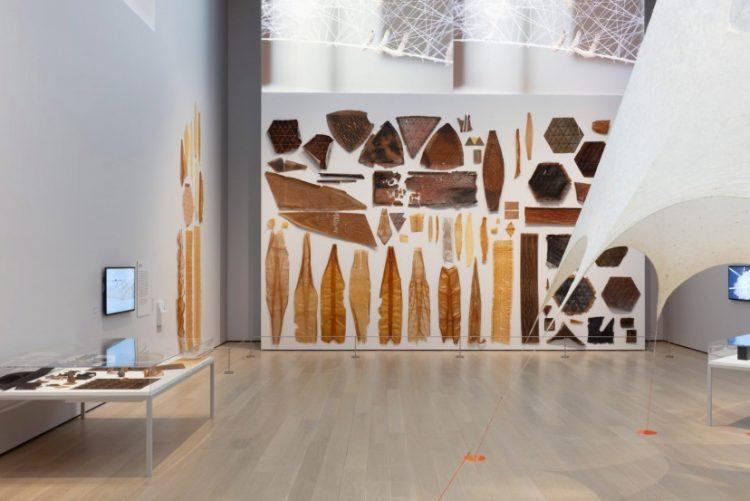 Работы Нери Оксман представлены на выставке MoMA «Экология материалов»