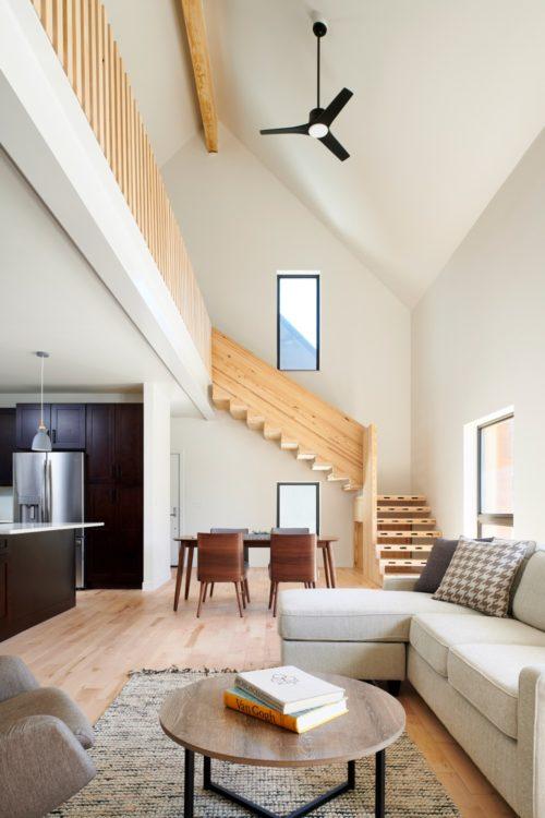 Архитектор Роб Арлт в Южной Дакоте завершил поразительный дом Passivhaus