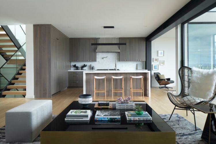 Современный дом в Сан-Франциско от John Lum Architecture