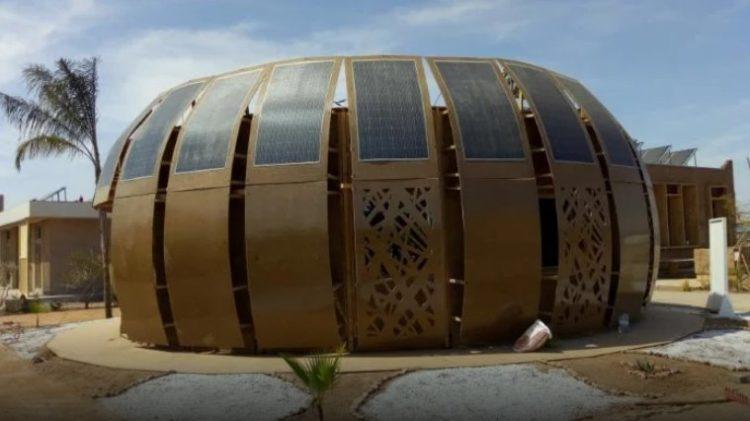 В Марроко представили интересный экодом