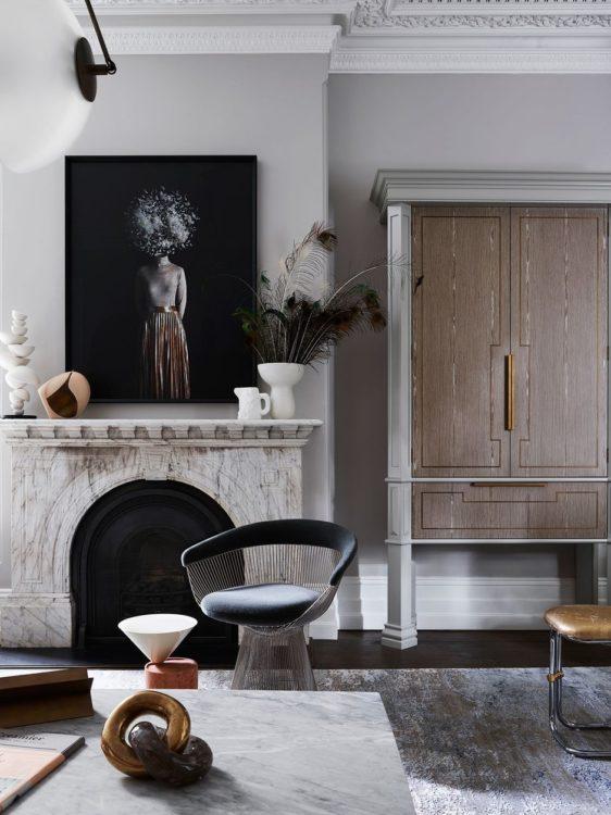 Яркий дом для любителей искусства в Сиднее