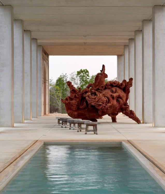 Arcadio and Javier Marín проектируют интересную художественную галерею в Мексике