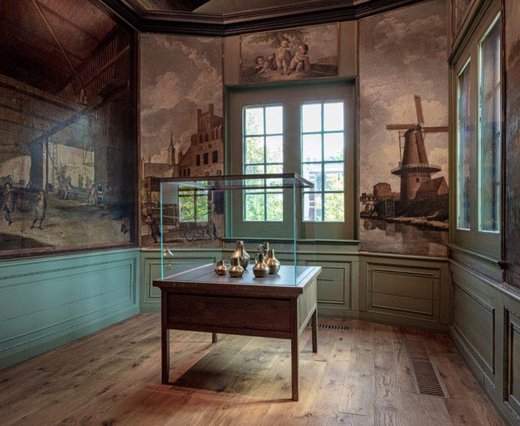 Музей де Лакенхаль: расширение и редизайн