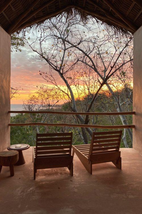 Бутик-отель в мексиканских джунглях Оахаки