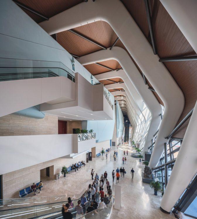 Особая архитектура Национального морского музея Китая