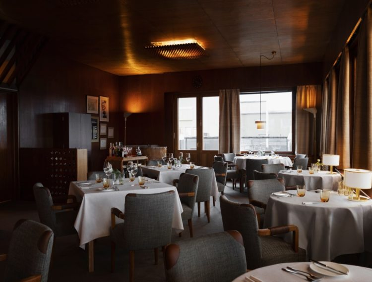 Ресторан Savoy в Хельсинки восстановил спустя 80 лет