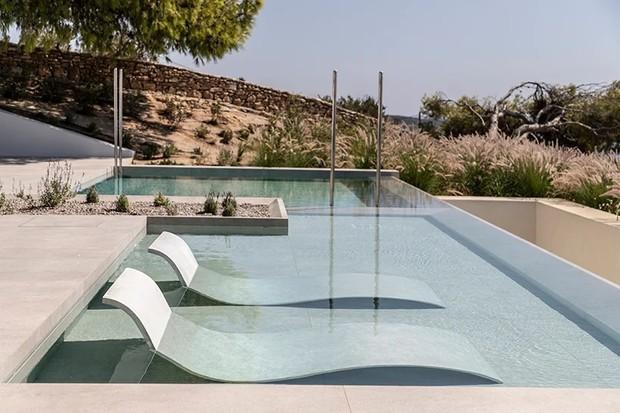 «Секретная вилла» на греческом острове Парос