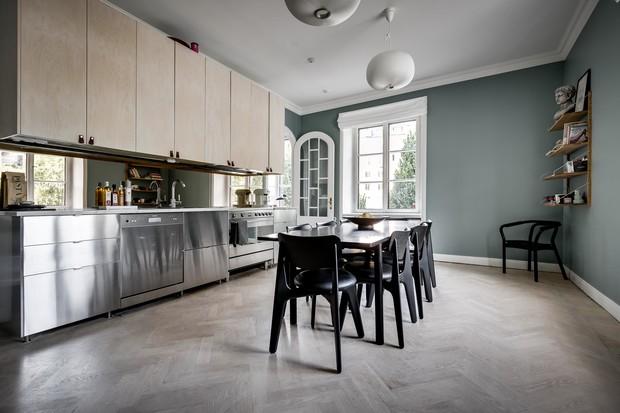 Стокгольмская квартира модного блогера Марго Дитц