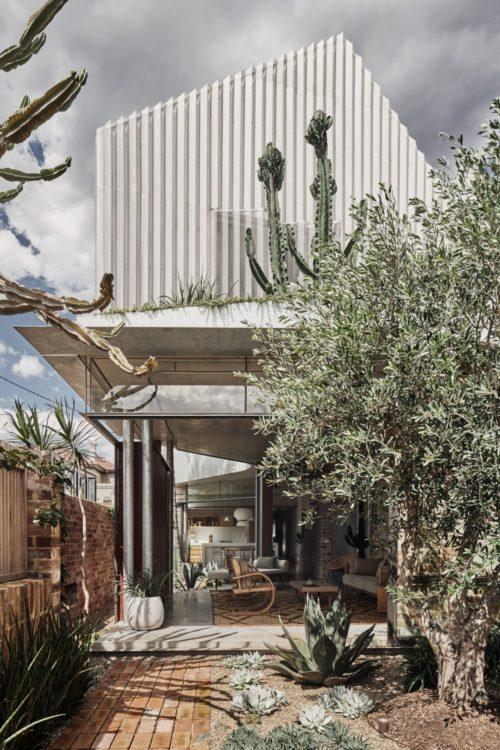 Дом отдыха Bismarck House в пригороде Сиднея